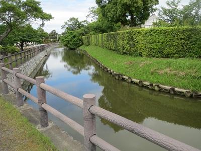 遠江 黒田代官屋敷(菊川市、旧小笠町)