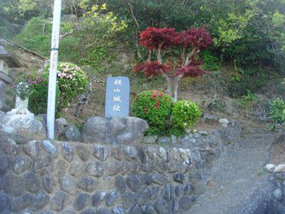 駿河 横山城(静岡市清水区)