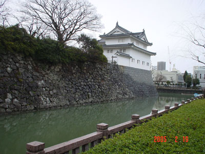 駿河 駿府城(静岡市)