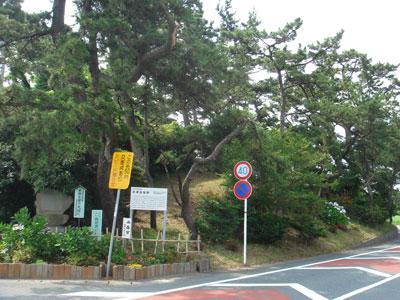 遠江 米津台場(浜松市)