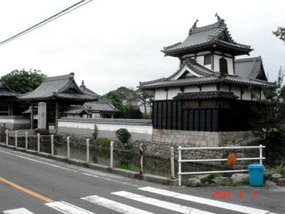 三河 本証寺(安城市)