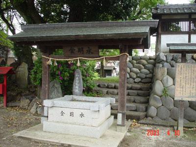 尾張 木ノ下城(犬山市)
