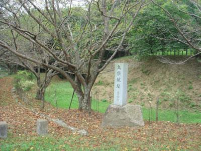 三河 丸根城(豊田市)