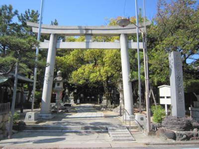 尾張 名塚砦(名古屋市西区)