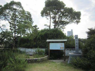 尾張 緒川古城(東浦町)