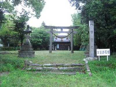 三河 大久保陣屋(幸田町)