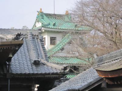 尾張 竜泉寺城(名古屋市守山区)