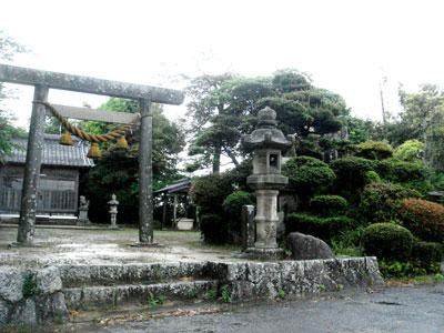 三河 坂崎城(幸田町)