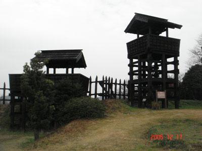 三河 東条城(吉良町)