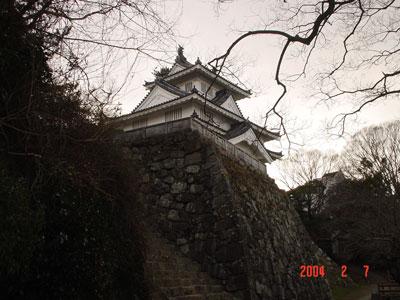三河 吉田城(豊橋市)