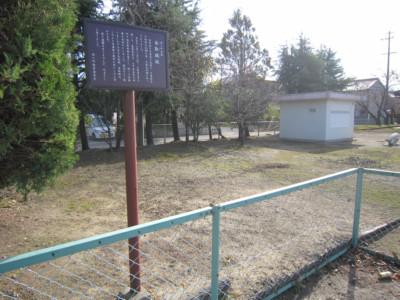 美濃 氷取城(安八町)