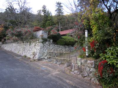 美濃 牛洞陣屋(大野町)