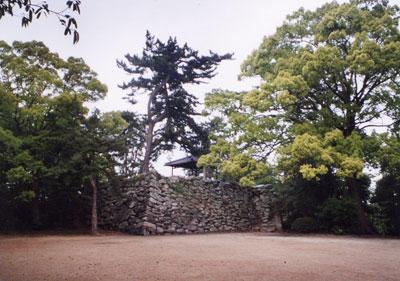 伊勢 神戸城(鈴鹿市)
