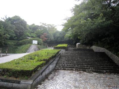 伊勢 岸岡城(鈴鹿市)