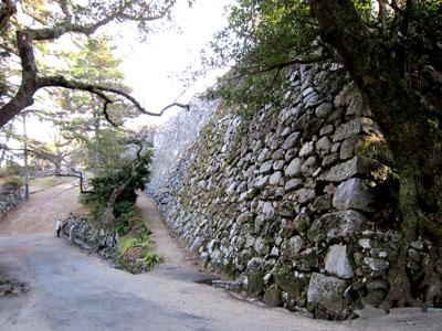 伊勢 松坂城(松阪市)