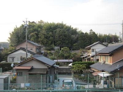 伊勢 尾畑城(桑名市)