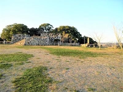 伊勢 田丸城(玉城町)