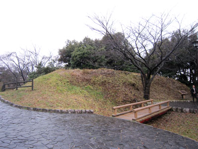 近江 敏満寺城(多賀町)