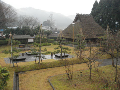 近江 朽木陣屋(高島市)