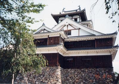 丹波 福知山城(福知山市)