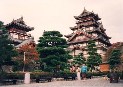 山城 伏見城(京都市)