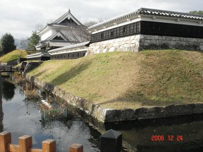 山城 勝竜寺城(長岡京市)