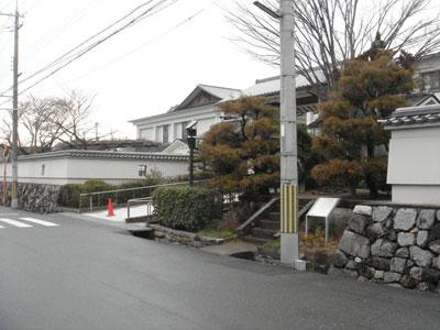 大和 芝村陣屋(桜井市)