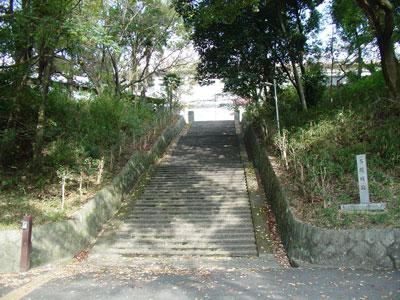 大和 多聞城(奈良市)