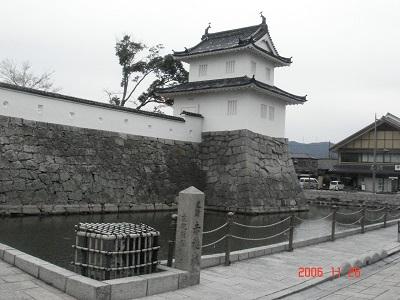 播磨 赤穂城(赤穂市)