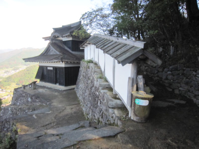 播磨 波賀城(宍粟市)