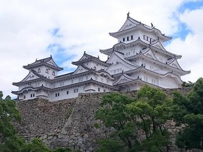 播磨 姫路城(姫路市)