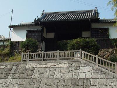播磨 平福陣屋(佐用町)