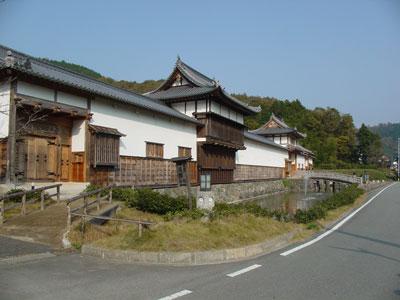 播磨 三日月陣屋(佐用町)
