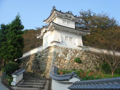 播磨 龍野城(たつの市)