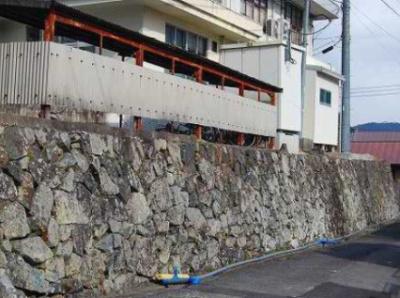 備前 金川陣屋(岡山市、旧御津町)
