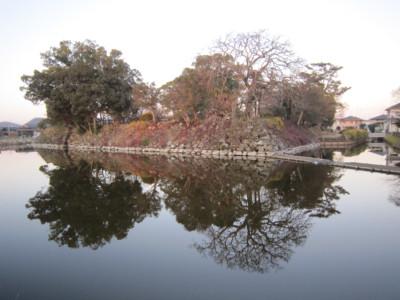 備中 撫川城(岡山市)