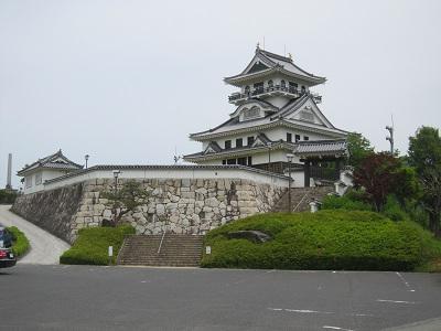 因幡 河原城(鳥取市)