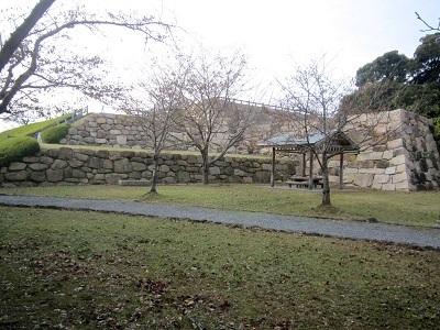 長門 櫛崎城(下関市)
