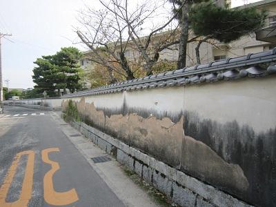 長門 長府陣屋(下関市)