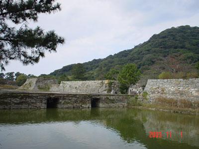 長門 萩城(萩市)