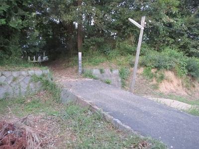 讃岐 前田城(高松市)