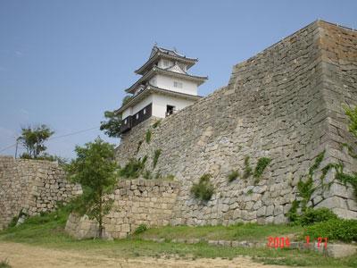 讃岐 丸亀城(丸亀市)