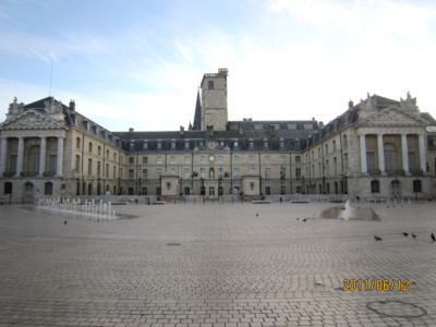 ブルゴーニュ公爵宮殿(ディジョン)