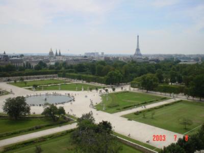 チュイルリー宮殿(パリ)
