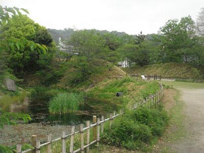 伊予 湯築城(松山市)