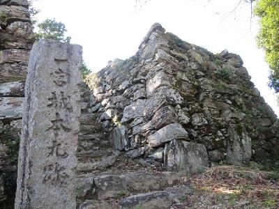 阿波 一宮城(徳島市)