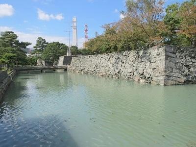 阿波 徳島城(徳島市)