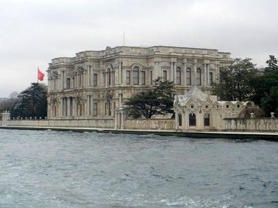 ベイレルベイ宮殿(イスタンブール市)