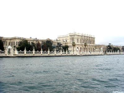 ドルマバフチェ宮殿(イスタンブール市)