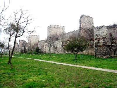 テオドシウスの城壁(イスタンブール市)